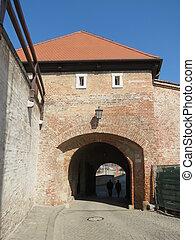 Brno, Spielberg Castle - Spielberg castle in Brno, a former...