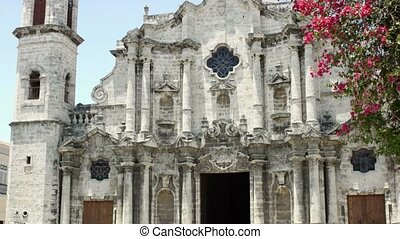 The Cathedral of Havana, Cuba