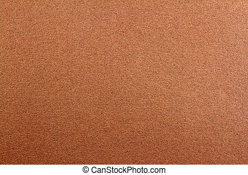 Brown background - Closeup of textured brown background