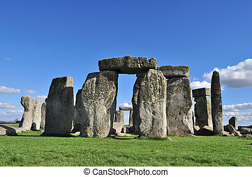 Stonehenge is a prehistoric monument located in the English...