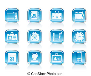 Web Applications and Business icons - Web...