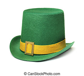 Green Hat - Cheap and cheerful st. patrick's day carnival...