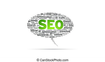 Search Engine Optimization - Spinning Search Engine...