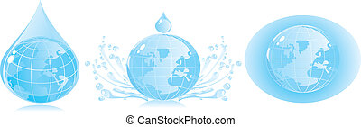 environmental protection - concept on the conservation of...