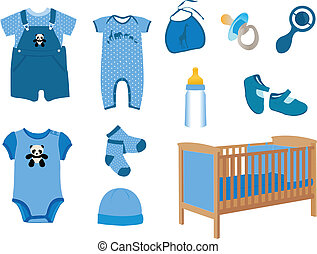 Baby fashion elements