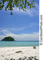Tropical Beach, Thailand