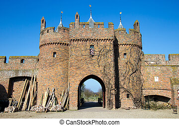 Medieval Castle - Dutch medieval castle