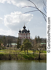 Curchi cathedral in Moldova - Orthodox church Curchi,...