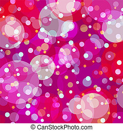 Bubbly fun background - Fun, young and happy background with...