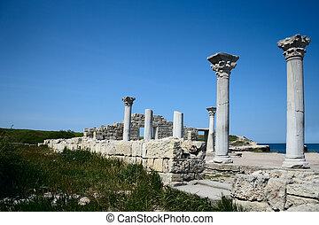 Ruinas, Hersones