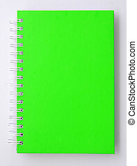 notebook cover solated - notebook cover isolated