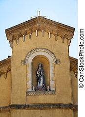 Mediterranean architecture - Church of St Lorenzo in...