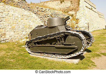 WW 2 German tank