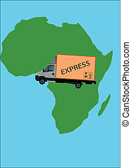 freight - road freight transport