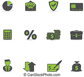 Duotone Icons - More Finance