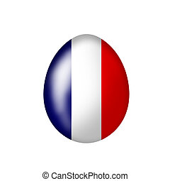 French egg