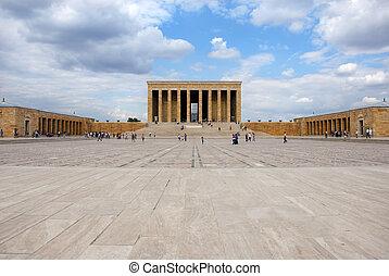 An?tkabir (Mausoleum of Ataturk)
