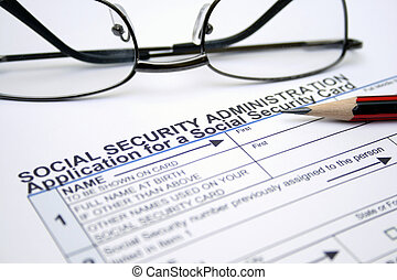 Social security application