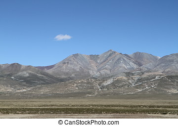 the foothills of Tibet