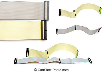 Connectors ribbon cables