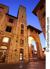 San Gimignano It is mainly famous for its medieval...