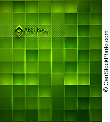Abstract square background texture - Abstract vector squares...