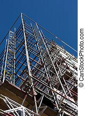 scaffolding.