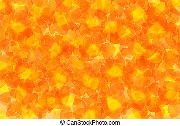 abstract flowers - the beautiful abstract background with...