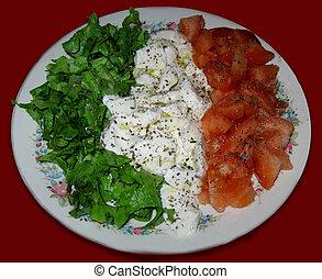 Italian Salad - Insalata Italiana - Italian Food