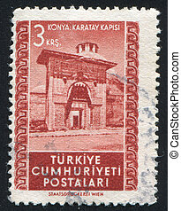 Karatay Gate