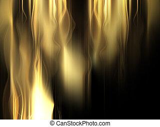 luminous stripes