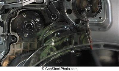 gears - heavy truck gears
