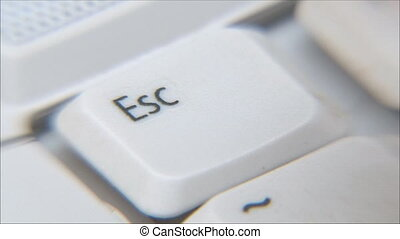 keyboarding , key Escape
