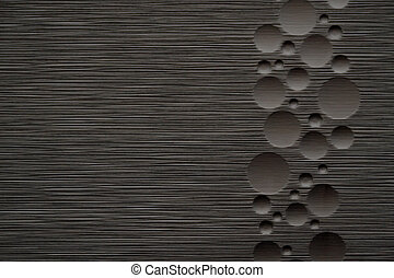 abstract background of modern wood texture closeup