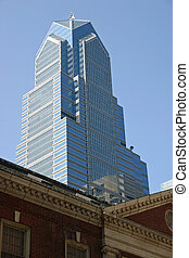 Two Liberty Place in the city of Philadelphia