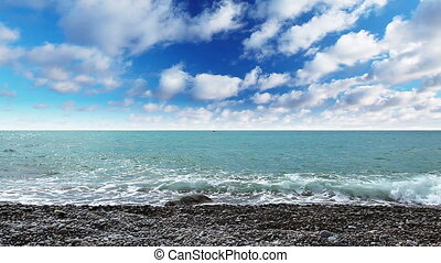 sea-piece - landscape, seascape, nature, summer, water,...
