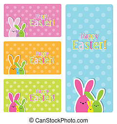 Easter web banners