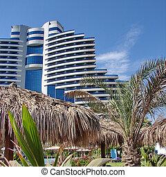 Le Meridien Al Aqah Beach Resort - FUJAIRAH, UAE - November...