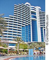 Luxurious 5-star hotel Le Meridien Al Aqah Beach - FUJAIRAH,...