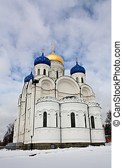 Transfiguration Cathedral of the Nicholas Ugreshsky...