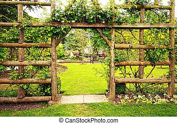 The Biblical Garden, Elgin, Scotland