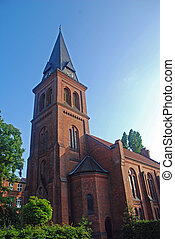 Hannover - Michaelis Kirche in Hannover