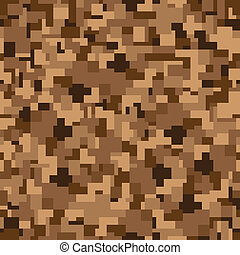 Seamless texture - camouflage - Seamless vector texture -...