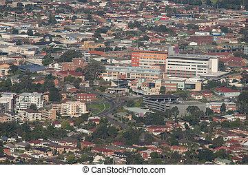 wollongong city and suburbs