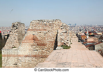 Walls of Constantinople - the Walls of Constantinople are a...