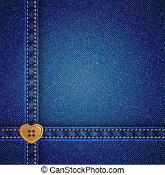 denim vector background