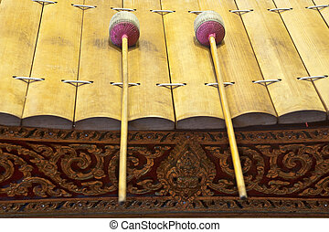 Thai musical instrument