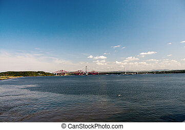 Forth Bridges, Edinburgh