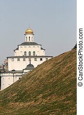 Golden Gates in Vladimir Russia