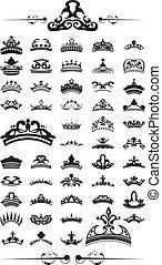 set of 50 crown .